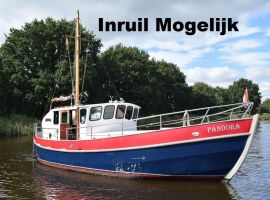 De Groot Kotter, Motorjacht De Groot Kotter eladó: Jachtbemiddeling Heeresloot B.V.