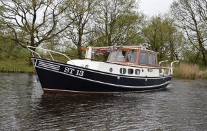 Staverse Kotter ST13, Motoryacht Staverse Kotter ST13 zum Verkauf bei Jachtbemiddeling Heeresloot B.V.