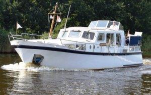 Verhey Kruiser, Motorjacht Verhey Kruiser te koop bij Jachtbemiddeling Heeresloot B.V.