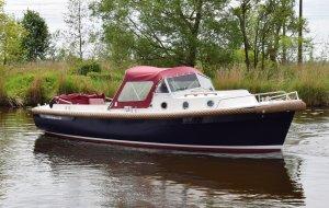 ONJ 760 Werkboot, Motoryacht ONJ 760 Werkboot zum Verkauf bei Jachtbemiddeling Heeresloot B.V.