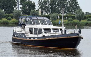 Gruno 41 Classic, Motor Yacht Gruno 41 Classic for sale at Jachtbemiddeling Heeresloot B.V.