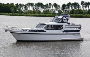 Gruno 35 SPORT, Motoryacht Gruno 35 SPORT zum Verkauf bei Jachtbemiddeling Heeresloot B.V.