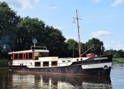 Ex Bunkerschip Woonschip, Varend woonschip  for sale by Jachtbemiddeling Heeresloot B.V.