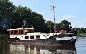 Ex Bunkerschip Woonschip, Wohnboot Ex Bunkerschip Woonschip zum Verkauf bei Jachtbemiddeling Heeresloot B.V.