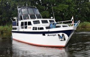 Proficiat 11.85 GL, Motor Yacht Proficiat 11.85 GL for sale at Jachtbemiddeling Heeresloot B.V.