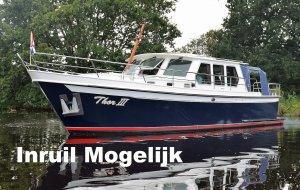 Pikmeer 1150 OK, Motorjacht Pikmeer 1150 OK te koop bij Jachtbemiddeling Heeresloot B.V.