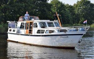 Blauwe Hand  Kruiser 1200, Motoryacht Blauwe Hand  Kruiser 1200 zum Verkauf bei Jachtbemiddeling Heeresloot B.V.