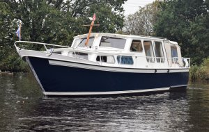 Smelne 10.60 OK, Motor Yacht Smelne 10.60 OK for sale at Jachtbemiddeling Heeresloot B.V.