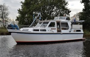 Tjeukemeer 1100, Motoryacht Tjeukemeer 1100 zum Verkauf bei Jachtbemiddeling Heeresloot B.V.