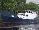 Spitsgat Kotter Bremer, Wohnboot Spitsgat Kotter Bremer Zu verkaufen durch Jachtbemiddeling Heeresloot B.V.