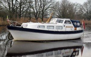 Fin Cruiser 35, Motoryacht Fin Cruiser 35 zum Verkauf bei Jachtbemiddeling Heeresloot B.V.