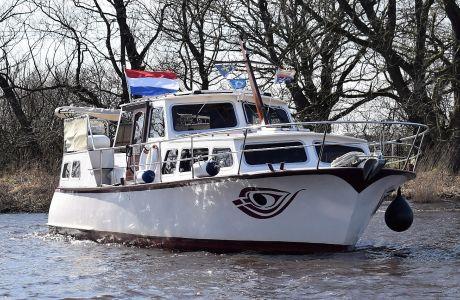 Ouwens Kruiser, Motorjacht Ouwens Kruiser te koop bij Jachtbemiddeling Heeresloot B.V.