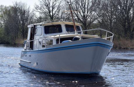 Curtevenne 850 GS/AK, Motorjacht Curtevenne 850 GS/AK te koop bij Jachtbemiddeling Heeresloot B.V.