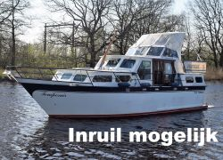 Proficiat 9.75 GSAK, Motorjacht  for sale by Jachtbemiddeling Heeresloot B.V.