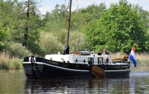 LANGEDIJKER Aak, Traditionelle Motorboot LANGEDIJKER Aak zum Verkauf bei Jachtbemiddeling Heeresloot B.V.