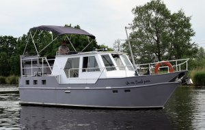 Beachcraft 950 AK, Motor Yacht Beachcraft 950 AK for sale at Jachtbemiddeling Heeresloot B.V.