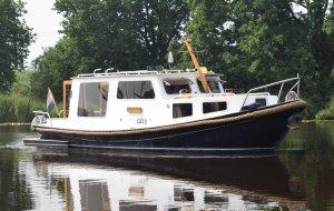 Rondspant Vlet OK, Motoryacht Rondspant Vlet OK zum Verkauf bei Jachtbemiddeling Heeresloot B.V.