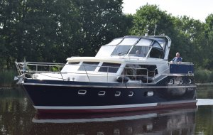 Renal 45 Drait, Motor Yacht Renal 45 Drait for sale at Jachtbemiddeling Heeresloot B.V.