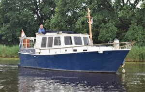 IJsselmeer  Kotter 1100, Motoryacht IJsselmeer  Kotter 1100 zum Verkauf bei Jachtbemiddeling Heeresloot B.V.