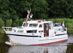 Wadden Kruiser GSAK, Motorjacht  for sale by Jachtbemiddeling Heeresloot B.V.