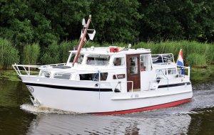 Wadden Kruiser GSAK, Motoryacht Wadden Kruiser GSAK zum Verkauf bei Jachtbemiddeling Heeresloot B.V.