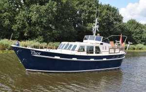 Viking Kotter 1375 AK, Motor Yacht Viking Kotter 1375 AK for sale at Jachtbemiddeling Heeresloot B.V.