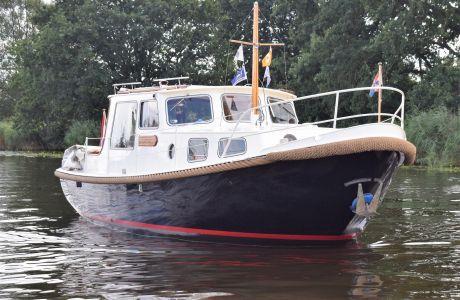 Kok Rondspant Vlet OK, Motorjacht Kok Rondspant Vlet OK te koop bij Jachtbemiddeling Heeresloot B.V.