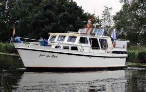Lauwersmeer 1120 GSAK, Motorjacht Lauwersmeer 1120 GSAK te koop bij Jachtbemiddeling Heeresloot B.V.