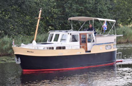 Spitsgat Kotter 1200, Motorjacht Spitsgat Kotter 1200 te koop bij Jachtbemiddeling Heeresloot B.V.