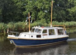 Klavervier Vlet 850 OK, Motorjacht  for sale by Jachtbemiddeling Heeresloot B.V.