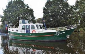 Spitsgat Kotter, Motorjacht Spitsgat Kotter te koop bij Jachtbemiddeling Heeresloot B.V.
