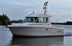 Jeanneau MERRY FISHER 750, Motor Yacht Jeanneau MERRY FISHER 750 for sale at Jachtbemiddeling Heeresloot B.V.