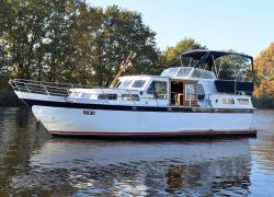 Proficiat 1045 GSAK, Motorjacht  for sale by Jachtbemiddeling Heeresloot B.V.