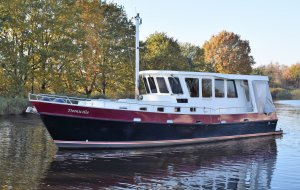 Alm VARIANT, Motor Yacht Alm VARIANT for sale at Jachtbemiddeling Heeresloot B.V.