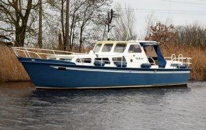 Lauwersmeer OKAK, Motorjacht Lauwersmeer OKAK te koop bij Jachtbemiddeling Heeresloot B.V.