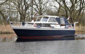 Tjeukemeer OKAK, Motorjacht Tjeukemeer OKAK te koop bij Jachtbemiddeling Heeresloot B.V.