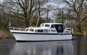 Ten Broekke OKAK, Motor Yacht Ten Broekke OKAK for sale at Jachtbemiddeling Heeresloot B.V.