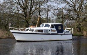 Ten Broekke OKAK, Motoryacht Ten Broekke OKAK zum Verkauf bei Jachtbemiddeling Heeresloot B.V.