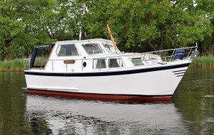 Hooveld 850 OK, Motoryacht Hooveld 850 OK zum Verkauf bei Jachtbemiddeling Heeresloot B.V.