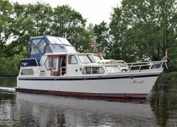 Waterman 1050, Motor Yacht  for sale by Jachtbemiddeling Heeresloot B.V.