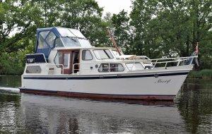 Waterman 1050, Motor Yacht Waterman 1050 for sale at Jachtbemiddeling Heeresloot B.V.