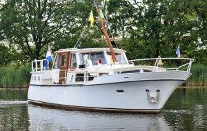 Waddenkruiser 1050 GSAK, Motor Yacht Waddenkruiser 1050 GSAK for sale at Jachtbemiddeling Heeresloot B.V.