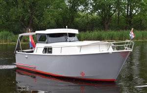 Braassem Kruiser, Motorjacht Braassem Kruiser te koop bij Jachtbemiddeling Heeresloot B.V.