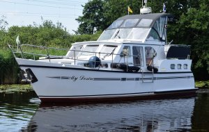 Pedro Skiron 35, Motor Yacht Pedro Skiron 35 for sale at Jachtbemiddeling Heeresloot B.V.