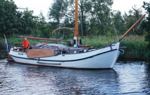 Lemsteraak 1250 Akkerman, Flach-und Rundboden Lemsteraak 1250 Akkerman zum Verkauf bei Jachtbemiddeling Heeresloot B.V.