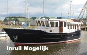 Broesder Kotter, Motorjacht Broesder Kotter te koop bij Jachtbemiddeling Heeresloot B.V.
