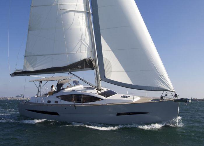 Feeling 48 Feeling 48, Zeiljacht  for sale by Sailing World Lemmer NL / Heiligenhafen (D)