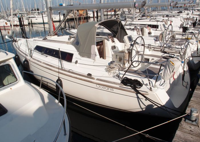 Beneteau Oceanis 31, Zeiljacht  for sale by Sailing World Lemmer NL / Heiligenhafen (D)