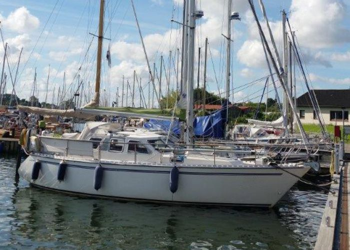 Nauticat 32, Zeiljacht  for sale by Sailing World Lemmer NL / Heiligenhafen (D)