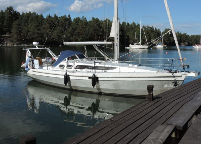 Ovni 345, Zeiljacht  for sale by Sailing World Lemmer NL / Heiligenhafen (D)